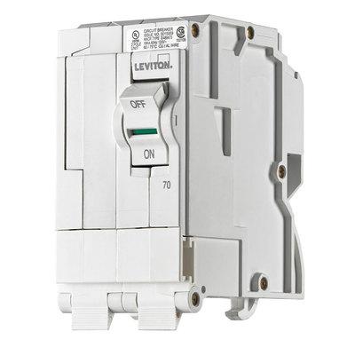 Leviton LB270 BRKR BASIC 2P 70A 10KA
