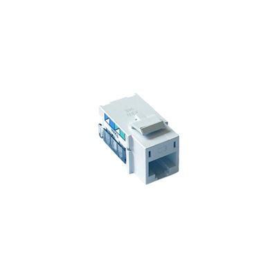 Lutron CON-1P-C3-WH Lutron CON-1P-C3-WH Single Pack Cat 3 Phone Jack