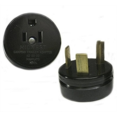 Midwest Electric AD2030 Midwest AD2030 15A125V-30A125V ADPT