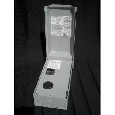 Midwest Electric U054C Midwest U054C POST MTR PWR OUTLET