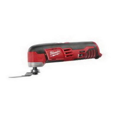Milwaukee Electric Tools 2426-20 Milwaukee Tools 2426-20 M12™ Cordless Multi-Tool; 12 Volt, Lithium-Ion Battery
