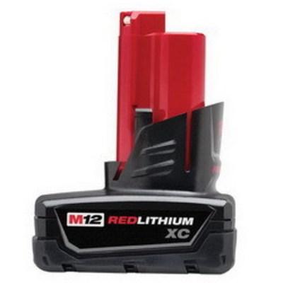Milwaukee Electric Tools 48-11-2402 Milwaukee Tools 48-11-2402 M12™ XC High Capacity RedLithium™ Battery; 12 Volt
