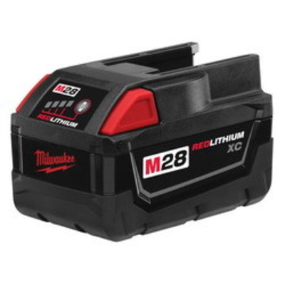 Milwaukee Electric Tools 48-11-2830 Milwaukee Tools 48-11-2830 Redlithium™ Lithium-Ion Battery Pack; 28 Volt, Includes (1) M28™ Battery