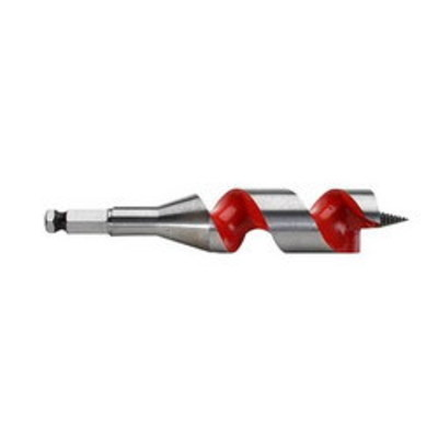 Milwaukee Electric Tools 48-13-1253 Milwaukee Tools 48-13-1253 Ship Auger Bit; 1-1/4 Inch, 6 Inch OAL, 3 Inch Flute