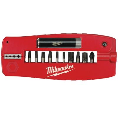 Milwaukee Electric Tools 48-32-4507 Milwaukee Tools 48-32-4507 Shockwave™ Drive Guide Set, 12-Piece