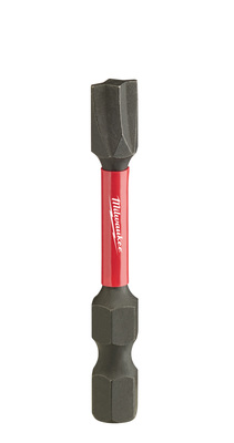 Milwaukee Electric Tools 48-32-4745 Milwaukee Tools 48-32-4745 Shockwave™ Screwdriver Power Bit; #2, 2 Inch OAL, 25/Pack