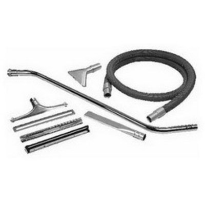 Milwaukee Electric Tools 49-90-1670 Milwaukee Tools 49-90-1670 Wet/Dry Cleaning Kit; Includes 1-1/2 Inch ID Hose and Attachments