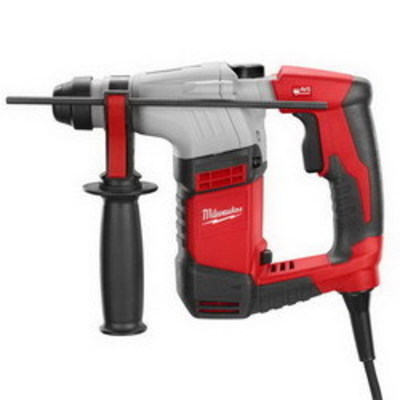 Milwaukee Electric Tools 5263-21 Milwaukee Tools 5263-21 SDS Plus Rotary Hammer Kit; 120 Volt, 5.5 Amp, 10.9 Inch Length x 5/8 Inch Chuck