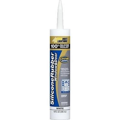 Minerallac 37531 Cully 37531 White Lightning® RTV Sealant; 10 oz, Tube, White