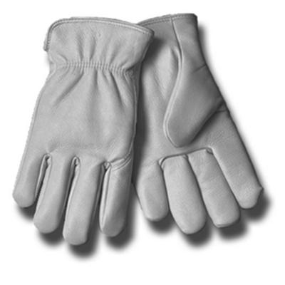 Minerallac 67630 Cully 67630 Minerallac® Keystone Driver Gloves; Medium, Brown, Deerskin