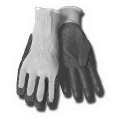Minerallac 67650 Cully 67650 Minerallac® Gripping Utility Gloves; Medium, Gray/Blue