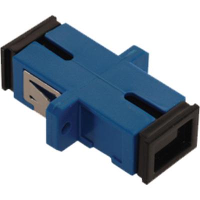 Multilink 99304 Multilink 99304MULTILK Simplex Fiber Optic Adapter; SC/UPC, Single Mode, Blue