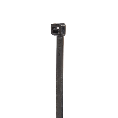 NSI 8500 8500 NSI 8IN BLACK CABLE TIE 50LB MIN. TENSILE STRENGTH 100/BAG