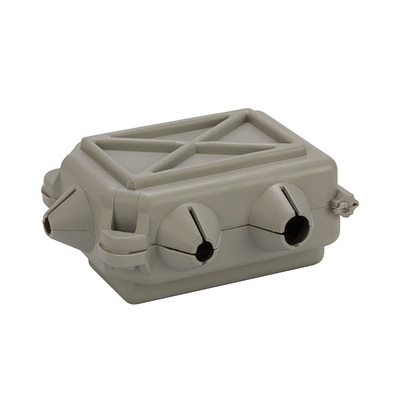 NSI GC-0 NSI GC-0 Thermal Plastic Insulating Cover For Tap Connector GP-0; Gray