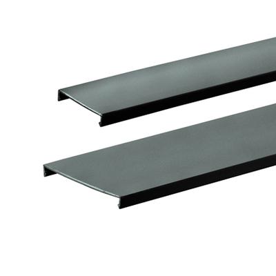 Panduit C1.5BL6 C1.5BL6 PAND 1-1/2 BLACK CVR P/FT