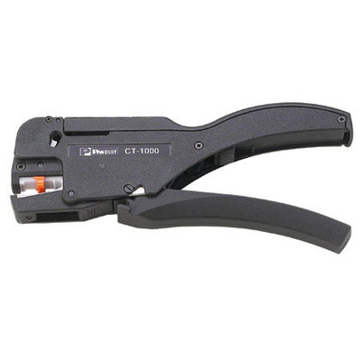 Panduit CT-1000 Panduit CT-1000 Controlled Cycle Hand Ferrule Crimp Tool; 20-14 AWG