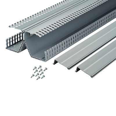 Panduit DRD44WH6 DRD44WH6 PAND 4IN DIN RAIL WRNG DCT