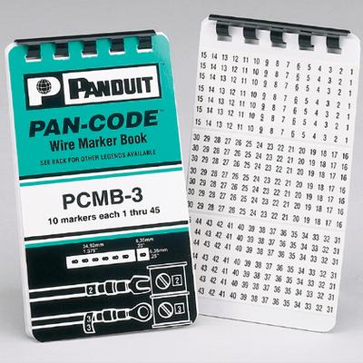 Panduit PCMB-14 Panduit PCMB-14 PAND 46 TO 90 COMB NUMB BK