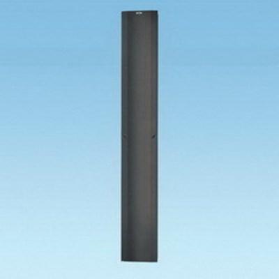 Panduit PED12 Panduit PED12 PatchRunner™ High Capacity Dual-Hinged Door; 45-Rack Unit, Black