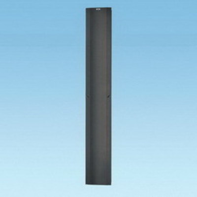 Panduit PED6 Panduit PED6 PatchRunner™ High Capacity Dual-Hinged Door; 45-Rack Unit, Black