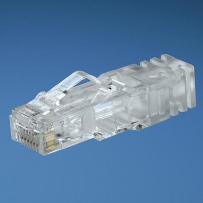 Panduit SP688-C Panduit SP688-C TX6™ Category 6 Modular Plug; 8P8C, Transparent