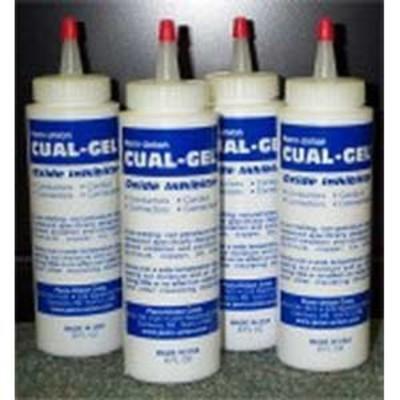 Penn-Union CUALGEL8OZ Penn-Union CUAL-GEL-8-OZ CUAL-GEL® Oxide Inhibitor Compound; 8 oz, Squeeze Bottles, Green