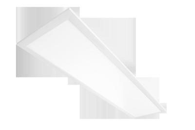 RAB Lighting EZPAN1X4-40/D10 EZPAN1X4-40/D10 RAB EZFL PANEL 1X4 40W 5000K DIM