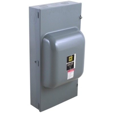 Square D by Schneider Electric 82344 Schneider Electric 82344 Switch Nonfusible Dt 600V 200A 3P Nema 1