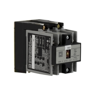 Square D by Schneider Electric 8501XO20V02 Schneider Electric 8501XO20V02 Relay 600VAC 10AMP Nema options