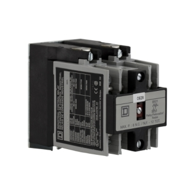 Square D by Schneider Electric 8501XO40V02 Schneider Electric 8501XO40V02 Square D Relay, 120 V