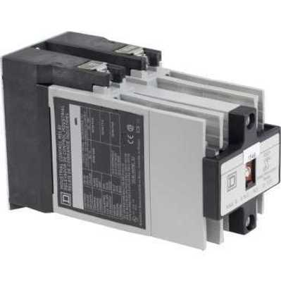Square D by Schneider Electric 8501XO80V02 Schneider Electric / Square D  8501XO80V02 Industrial AC Control Relay; Type X, 10 Amp