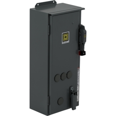 Square D by Schneider Electric 8538SCA43V02S 8538SCA43V02S SQD COMBO STARTER 600VAC 27A NEMA