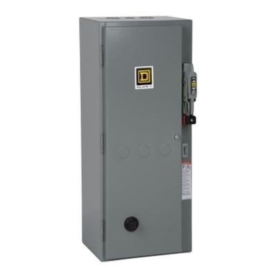 Square D by Schneider Electric 8538SDG11V08 8538SDG11V08 SQD COMBO STARTER 600V