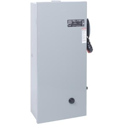 Square D by Schneider Electric 8940SSD4025V06 8940SSD4025V06 SQD Well-Guard Pump Panel Size 2, Motor Logic SSOLR, 480 VAC, NEMA 3R +Options