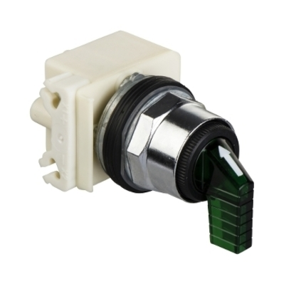 Square D by Schneider Electric 9001K52J1FG 9001K52J1FG SQD selector switch 30 - 3 positions - spring return - incandescent
