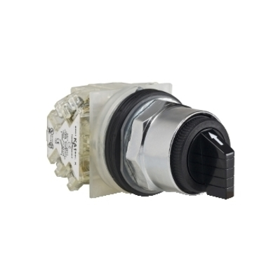 Square D by Schneider Electric 9001SKS53BH2 9001SKS53BH2 SQD SELECTOR SWITCH 600VAC 10A 30MM SK
