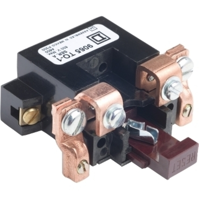 Square D by Schneider Electric 9065TO1 Schneider Electric 9065TO1 Melting Alloy OL Relay 600VAC 45A Nema