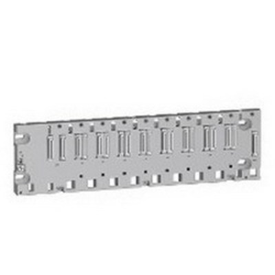 Square D by Schneider Electric BMEXBP0800H Square D BMEXBP0800H Backplane Connector, 8 Bus X + Ethernet, 3.9 W, 64 - 164 mA