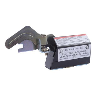 Square D by Schneider Electric EK10202 Schneider Electric EK10202 Kit Electrical Interlock Switch
