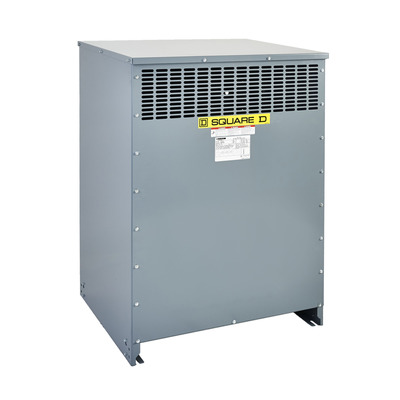 Square D by Schneider Electric EX112T212H EX112T212H SQD TRANSFORMER DRY TYPE 112.5KVA 208D480Y