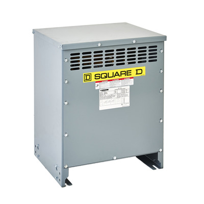 Square D by Schneider Electric EX15T65H EX15T65H SQD TRANSFORMER DRY TYPE 15KVVA 600D208Y