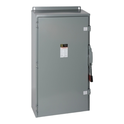 Square D by Schneider Electric H325NAWK H325NAWK SQD SW FUSIBLE HD 400A NO