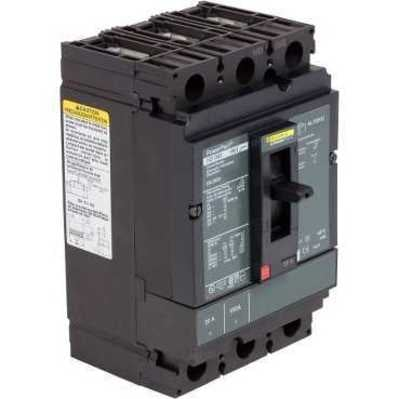 Square D by Schneider Electric HDL36020C HDL36020C SQD Circuit breaker, PowerPacT H, thermal magnetic, unit mount, 20A, 3 pole, 14kA, 600 VAC, 100% rated