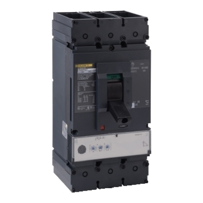 Square D by Schneider Electric LJL36250U33X LJL36250U33X SQD Circuit breaker, PowerPact L, unit mount, Micrologic 3.3S, 250A, 3 pole, 25 kA, 600 VAC, 80% rated