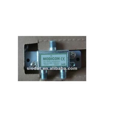 Square D by Schneider Electric MA0186100 Schneider Electric / Square D MA0186100 Modicon™ S908 RIO Coaxial Cable Splitter; 100 Kilo Hz - 5 Mega-Hz