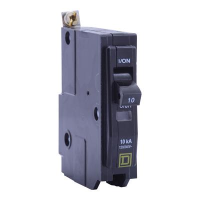Square D by Schneider Electric QOB130CP QOB130CP SQD Mini circuit breaker, QO, 30A, 1 pole, 120/240 VAC, 10 kA, bolt on mount, consumer pack