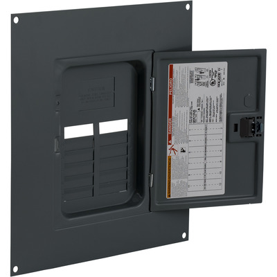 Square D by Schneider Electric QOC12UC QOC12UC SQD Cover, QO, load center, 12 circuits, combination flush and surface