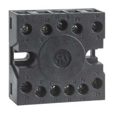 Square D by Schneider Electric RE48ASOC11AR RE48ASOC11AR SQD SOCKET 250VAC 5AMP
