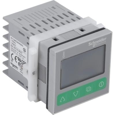 Square D by Schneider Electric RTC48PUN1RNHU RTC48PUN1RNHU SQD temperature control relay RTC - 48x48 mm - 100..240 V AC - 1 relay, alarm