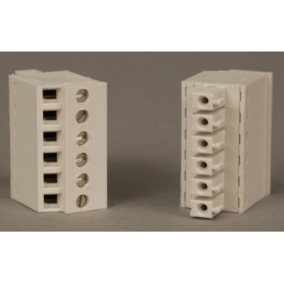 Square D by Schneider Electric STBXTS1100 Schneider Electric STBXTS1100 QTY20 6PT IO Screw Conn Kit